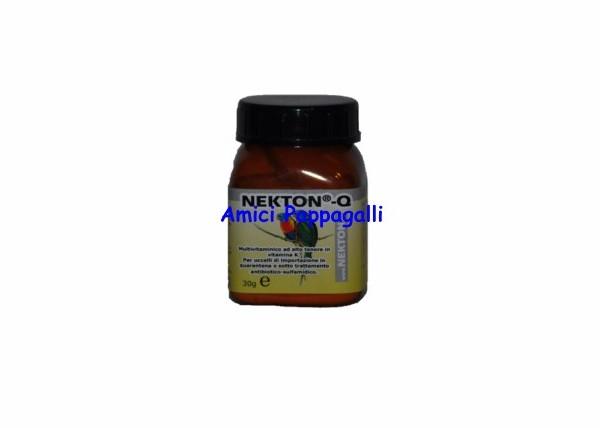 Vitamina nekton q multivitaminico per tutti gli uccelli for Vitamina a per tartarughe