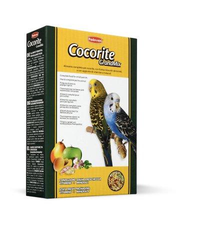 Semi per cocorite padovan grandmix cocorite 400g - Vitamine per cocorite ...