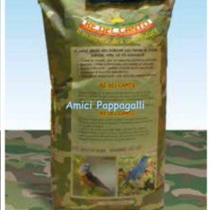 mangime in pellet per uccelli insettivori, merli, allodole