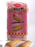 biscottini per canarini a fattore rosso