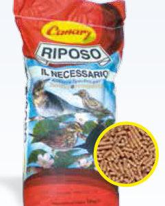 pellettato mangime canary uccelli insettivori