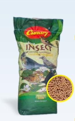 mangime per insettivori plus insetti muta più re del canto