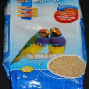 mangime per uccelli esotici harmony