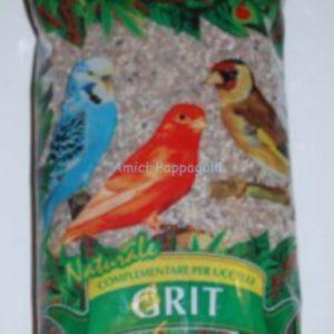 grit petit king per uccelli