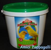 dolce forno dry pastoncino secco per canarini e uccelli