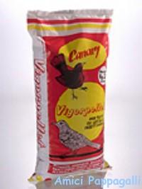 mangime in pellet per uccelli insettivori e liberi canary vigorpellet