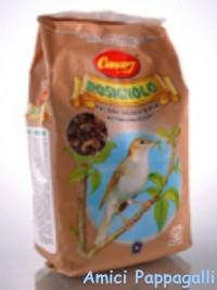 pastone rosignolo canary per uccelli insettivori