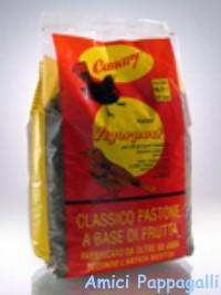 vigorpast pastone per uccelli insettivori canary