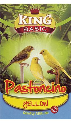 pastone King bird per uccelli e canarini, morbido