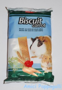 padovan biscuit carrot biscotti per criceti e conigli nani e roditori