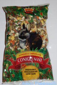 petit king mangime per conigli nani