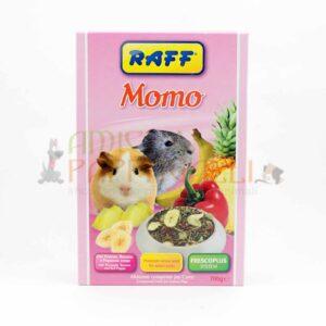 Momo Raff è un mangime completo per cavie