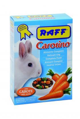 raff carotino per conigli
