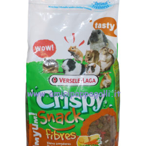Versele-laga crispy snack fibres con fibre extra