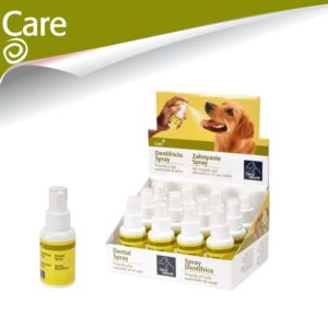 orme naturali dental spray dentifricio per cani camon