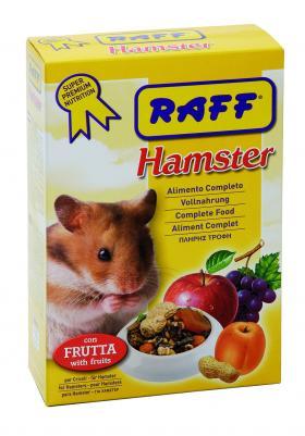 raff hamster alimento per criceti