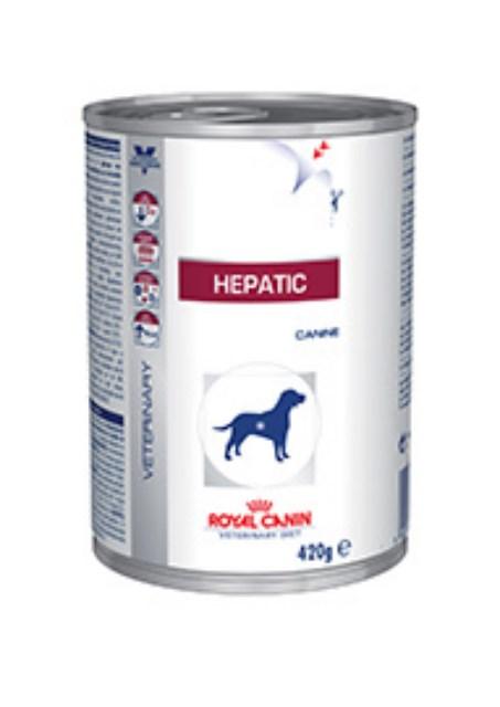 Royal Canin Hepatic Veterinary Diet, alimento umido per cani adulti con insufficienza epatica