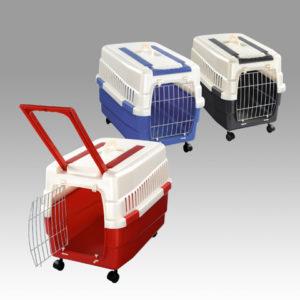 imac kim 60 trasporto auto con ruote per cani