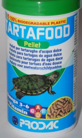prodac tartafood pellet 250ml