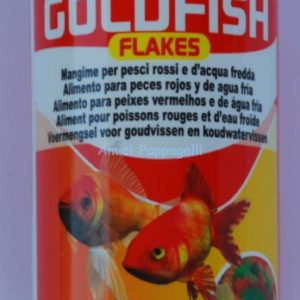 prodac goldfish flakes mangime in scaglie per pesci rossi