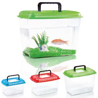 Vaschette e acquari per i pesci rossi acquario in for Acquario per pesci rossi usato