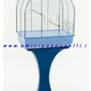 domus molinari gabbia monica zincata per pappagalli allevati a mano