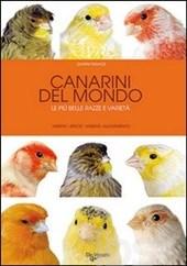 libro i canarini del mondo