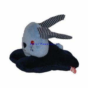 gioco coniglietto blu cane e gatto camon