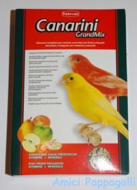 Mangime per canarini