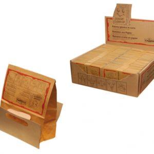 paletta igienica in carta biodegradabile per feci del cane camon