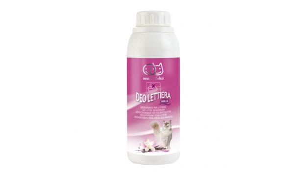 deodorante deo lettiere alla vaniglia per gatti