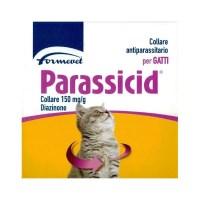 parassicid formevet collare antiparassitario gatto