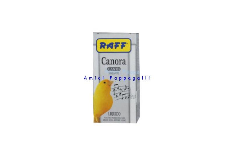 Vitamina liquida canora canto raff 25 ml vitamine per for Vitamina a per tartarughe