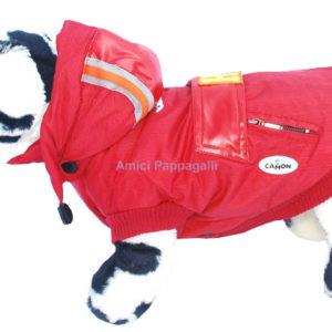 Impermeabile giacca a vento Otto, imbottito per cani camon