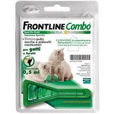 frontline combo antiparassitario gatto 1 pipetta