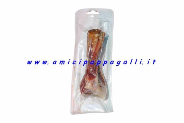 osso di prosciutto per cane al naturale