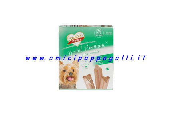 dental premium stuzzy friends per cani snack