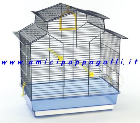 domus molinari gabbia chalet