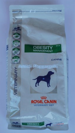 Royal Canin cane