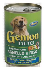 Monge - Gemon cane