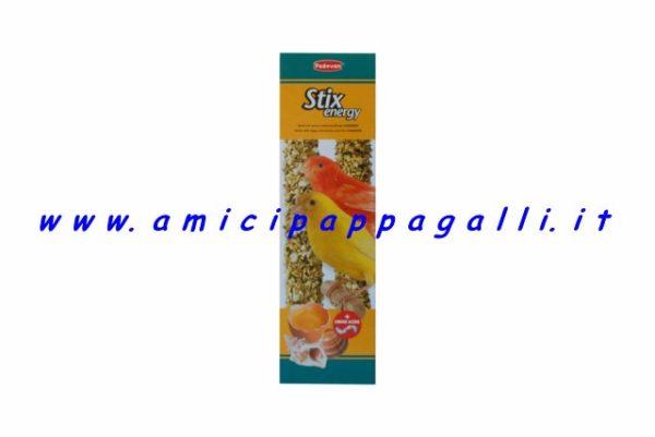 stix energy padovan leccornie, stick, snack per il canarino