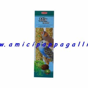 stix herbs padovan stick, leccornie, snack per cocorite, esotici, pappagallini, diamantini, dianti di gould