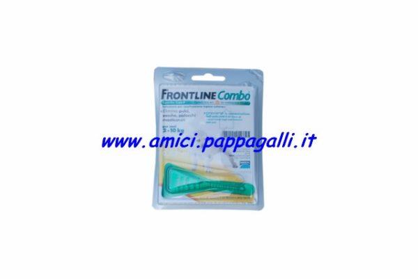 frontline combo cane spot on 2-10kg antiparassitari per cani 1 pipetta