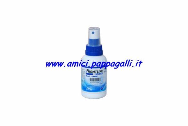 frontline spray antiparassitari per cane