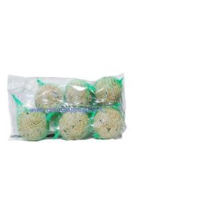 palle di grasso mangime completo per uccelli selvatici liberi
