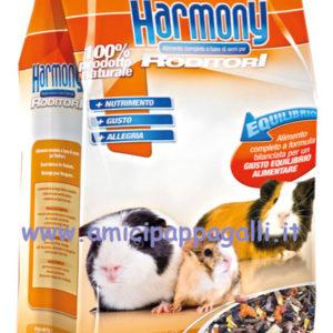 Harmony miscela completa per conigli nani roditori